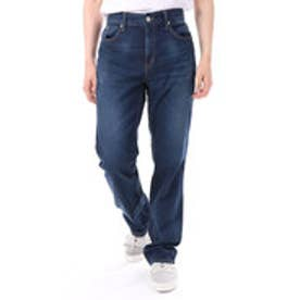 ゲス GUESS REGULAR-RISE SLIM STRAIGHT DENIM PANT (DARK BLUE)