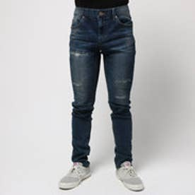 ゲス GUESS SUPER SKINNY DENIM PANT (MEDIUM BLUE)