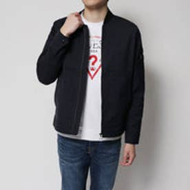 ゲス GUESS SINGLE LAYER JACKET (DARK NAVY)