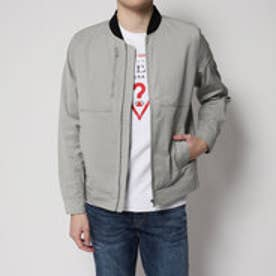 ゲス GUESS SINGLE LAYER JACKET (LIGHT KHAKI)