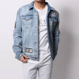 ゲス GUESS CLASSIC DENIM JACKET (THE ORIGINALS)