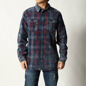 ゲス GUESS TRUCKEE L/S SHIRT (CUTMAN)