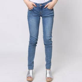 ゲス GUESS LOW-RISE SUPER SKINNY DENIM PANT(MEDIUM BLUE)