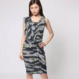 ゲス GUESS FORNY DRESS (TIME TO GO GREY COMBO)
