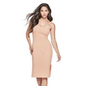 ゲス GUESS SL KENDALL BULLRING TANK DRESS (ROSE CLOUD)
