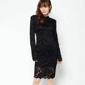 ゲス GUESS SIMONA DRESS (JET BLACK)