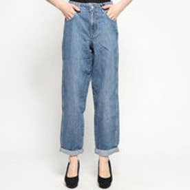 ゲス GUESS GUESS Originals ISABEL BAGGY HIGH-WAIST DENIM PANT (MEDIUM WASH W/ TINT)