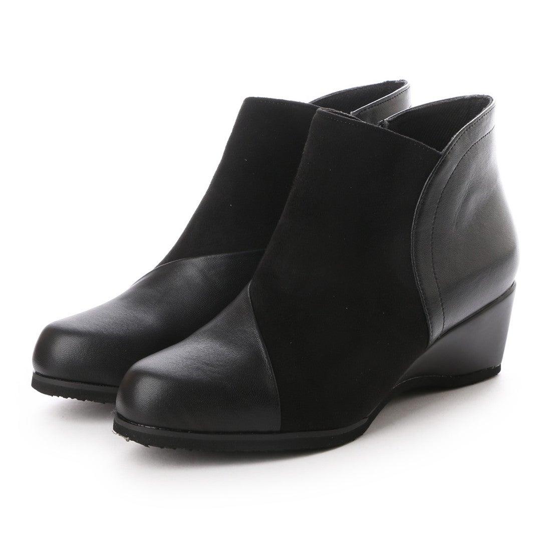 ワークストラベラー WorksTraveler ショートブーツ (BL) ,靴とファッションの通販サイト ロコンド