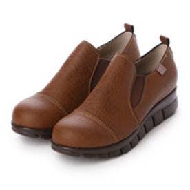 ミスティック グロウ MISTIC GLOW 【軽い靴】スリッポンシューズ (キャメル)