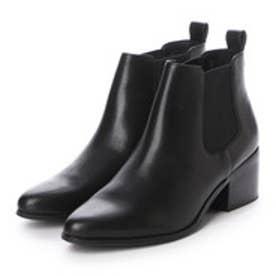 ブリジット バーキン Bridget Birkin【PARADIS COULEUR】5.5cmヒールサイドゴアショートブーツ (ブラック)