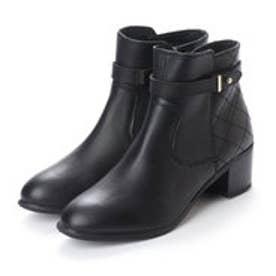 ブリジット バーキン Bridget Birkin カジュアルベルトブーツ (ブラック)