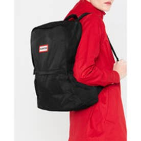 ハンター HUNTER ORIGINAL NYLON BACKPACK (BLK)
