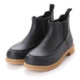 ハンター HUNTER M LIGHTWEIGHT MOCK-TOE CHELSEA (BLK)