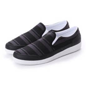 ハンター HUNTER MENS ORG GARDEN STRIPE PLIMSLL (BNV)