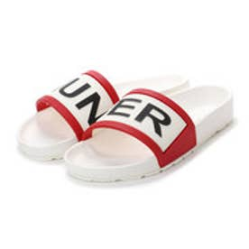 ハンター HUNTER MENS HUNTER SLIDE (WHT)