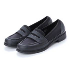 ハンター HUNTER NEOPRENE PENNY LOAFER (BLK)