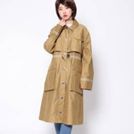 ハンター HUNTER W REFINED GARDEN TRENCH COAT (CMS)