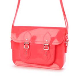 メリッサ melissa CAMBRIDGE SATCHEL (NEON PINK)