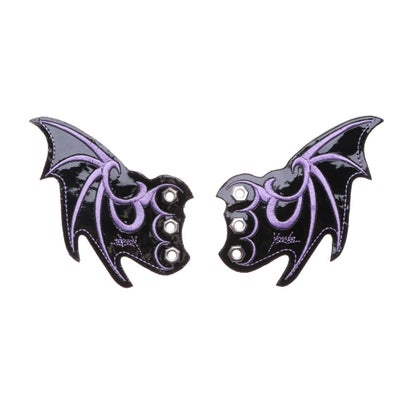 ヨースケ YOSUKE [シューケア用品]悪魔の羽根[限定shop取扱いアイテム] (ブラックコンビ)