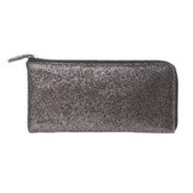 アンチフォルムデザイン Anti-Forme Design 【Afd】MIRROR BALL L字型財布 (ブラック)