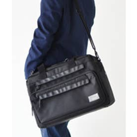 ヴィータフェリーチェ VitaFelice 【HEX】Marquee Briefcase / ビジネスバッグ ブリーフケース ショルダーバッグ  PC対応 (ブラック)