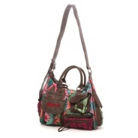 デシグアル Desigual BOLS LONDON MEDIUM ISHBURI(MALEZA)