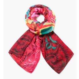 デシグアル Desigual FOULARD_KAITLIN RECTANGLE (FRESA)
