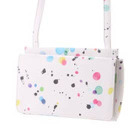 デシグアル Desigual BOLS_DALLAS NEW SPLATTER (BLANCO)