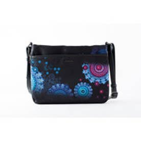 デシグアル Desigual BOLS_BOLLYWOOD FORMIGAL (NEGRO)