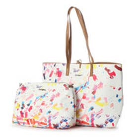 デシグアル Desigual ACCESSORIES PU SHOPPING BAG (1000)
