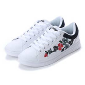 デシグアル Desigual SHOES_RETRO COURT GEOPA (ホワイト)