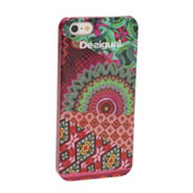 デシグアル Desigual COVER_IPHONE5 RIG BRIGHT FINIS (ROJO FRESA)