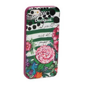 デシグアル Desigual COVER_IPHONE5 SILICONA MENTAWA (ROSE RED)