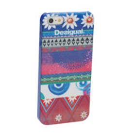 デシグアル Desigual COVER_IPHONE5 RIGIDA HAPPY B (AZUL NIZA)