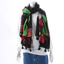 デシグアル Desigual  スカーフ (ブラック)