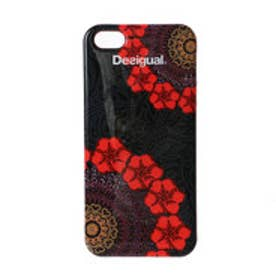 デシグアル Desigual COVER_IPHONE5 RED GARDEN (CARMIN)
