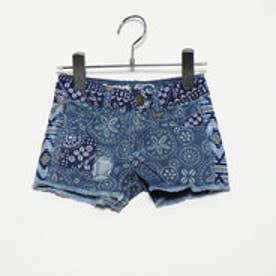 デシグアル Desigual GIRL DENIM SHORT TROUSER (Blue/Navy)