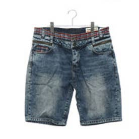 デシグアル Desigual DENIM_DOBLE WAIST (DENIM MEDIUM WASH)