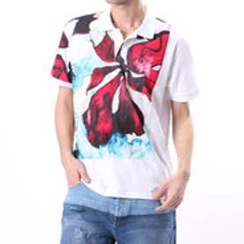 デシグアル Desigual POLO_FRANKFORT (BLANCO)