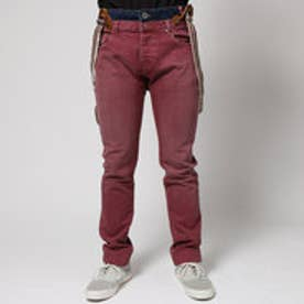 デシグアル Desigual PANT_EVASS (BRICK RED)
