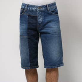 デシグアル Desigual DENIM_DENIMPATCH (DENIM MEDIUM WASH)