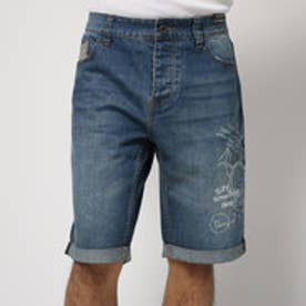 デシグアル Desigual DENIM_LEO  REP (DENIM MEDIUM WASH)
