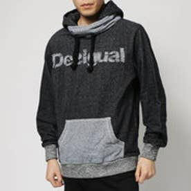 デシグアル Desigual SWEAT_JULIO REP (JET BLACK)
