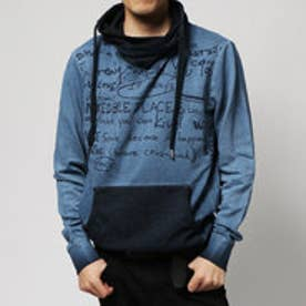 デシグアル Desigual SWEAT_MAN (AZUL RETRO)