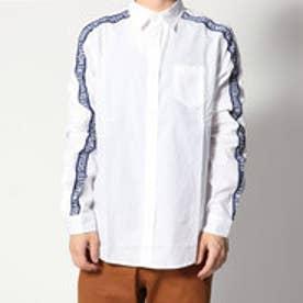 デシグアル Desigual 白シャツ (WHITE)