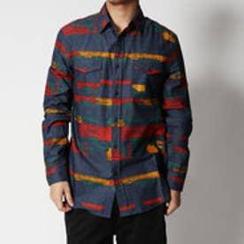 デシグアル Desigual シャツ(長袖) (ブルー系)