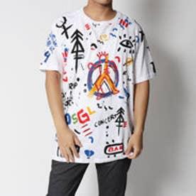 デシグアル Desigual Tシャツ(半袖) (ホワイト系)