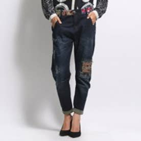 デシグアル Desigual DENIM_BROKE DELUXE (DENIM DARK BLUE)