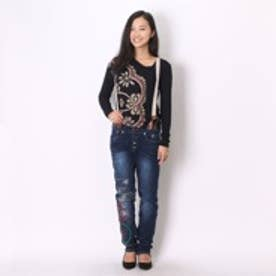 デシグアル Desigual DENIM_LURDES (DENIM MEDIUM WASH)