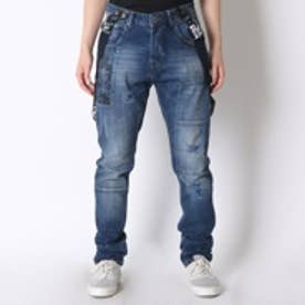 デシグアル Desigual DENIM_BAGGJEAN (DENIM DARK BLUE)